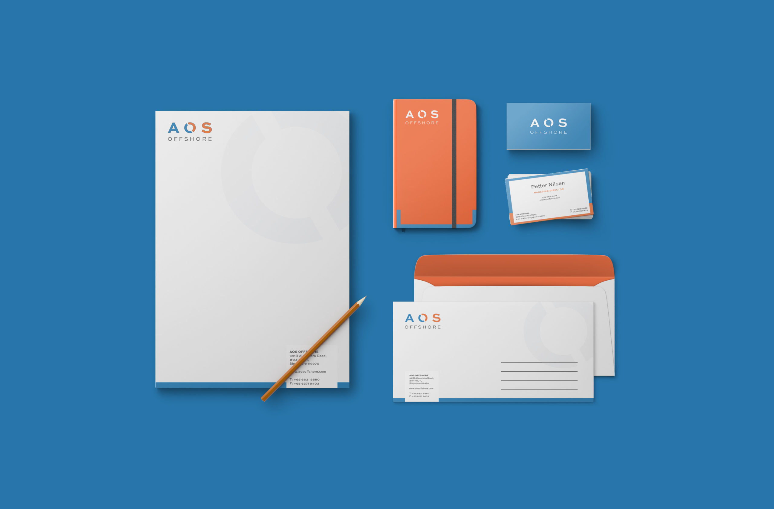 AOS Offshore Branding Suite